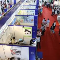 Doanh nghiệp mỹ phẩm, thực phẩm Hàn Quốc tham gia Vietnam Expo 2017