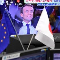 Đồng euro sụt giá khi hiệu ứng bầu cử Pháp phai mờ
