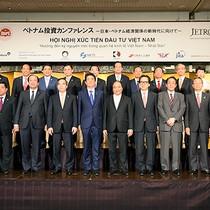 Vietnam, Japan Firms Strike $22-Billion Deals in Premier's Visit