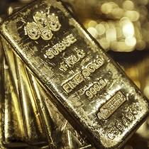 Giá vàng sụt phiên thứ năm liên tiếp trước quyết định của Fed