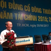Realty Magnate Elected Chairman of Sacombank