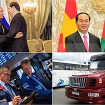[Round-up] Presidents Wraps up Russian, Belarus Visit, Vietnam Raises Minimum Wage