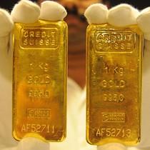 Giá vàng giảm sau khi biên bản Fed được công bố