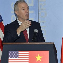 U.S. Committed to Aiding Vietnam to Protect Human Health, Environment: Ambassador