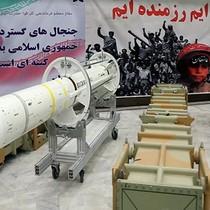 Đáp lại lệnh trừng phạt của Mỹ, Iran tăng ngân sách cho chương trình tên lửa