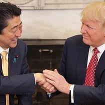 Tổng thống Trump sẽ thăm Nhật Bản trước khi đến Việt Nam, Trung Quốc
