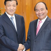 [Round-up] China's Senior Party Official on Visit to Vietnam, PM Phuc Hails ADB's Assistance