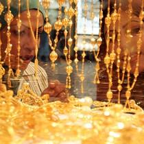 Giá vàng lên đỉnh hơn 2 tuần