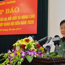 Vietnam Defense Ministry to Retain Full Control of 17 Companies