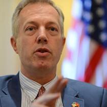 Đại sứ Ted Osius sẽ quay lại Việt Nam vào tháng 1/2018 để đảm nhiệm cương vị mới ở Đại học Fulbright