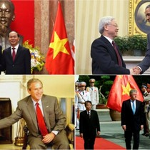Vietnam-U.S. Relations: Long Strides over the Past 22 Years