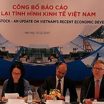 WB Raises Vietnam's 2017 GDP Growth Forecast to 6.7%