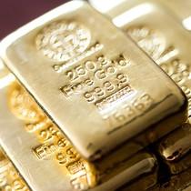 Giá vàng trôi về đáy 3 tuần trước thềm quyết định lãi suất của Fed