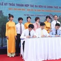 Vinhomes ký kết hợp tác với STDA và Techcombank