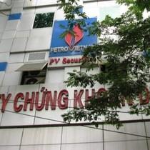 Chứng khoán Dầu khí miễn nhiệm chức vụ Tổng giám đốc của ông Phạm Quang Huy