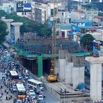 Đường sắt Cát Linh - Hà Đông: Lại chậm tiến độ và đòi thêm tiền