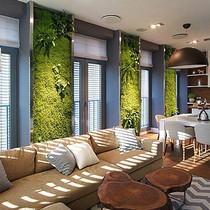 Dự án xanh thu hút thị trường bất động sản