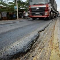 Chậm sửa đường, trạm thu phí BOT Sông Phan Bình Thuận bị ngừng thu phí