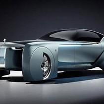 Trong tương lai, Rolls-Royce có thể sẽ là xe tự lái