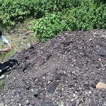 Lại phát hiện thêm điểm đổ chất thải của Formosa