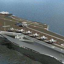 """Điểm """"tử huyệt"""" của siêu tàu sân bay Mỹ"""