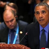 Tổng thống Mỹ: Trung Quốc không thể phớt lờ phán quyết về Biển Đông