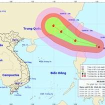 Ngay sau bão số 4, sắp có siêu bão cấp 17 đổ bộ biển Đông