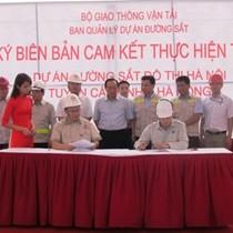 Tổng thầu Trung Quốc treo thưởng 2 triệu USD cho thầu phụ tuyến Cát Linh – Hà Đông