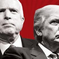 Cuộc chiến Trump - McCain sắp bùng nổ?