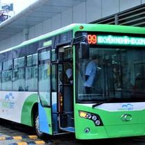 <span class='bizdaily'>BizDAILY</span> : Lùi thời gian triển khai tuyến buýt nhanh, thêm nhiều lo lắng