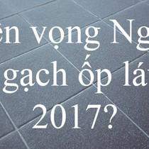 [Infographic] Triển vọng nào cho ngành gạch ốp lát trong năm 2017?