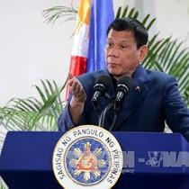 Philippines tìm cách thay đổi chiến lược từ Mỹ sang Trung Quốc