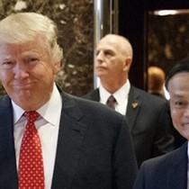 Donald Trump khen ngợi Jack Ma
