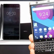 Sự trở lại của Nokia và BlackBerry, ai sẽ thành công?