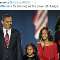 """""""Cảm ơn Obama"""" thành từ khóa hot trên mạng xã hội"""