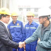 2 siêu dự án đường sắt đô thị tại Hà Nội đều chậm