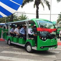[Video] Trải nghiệm xe buýt điện đầu tiên ở Sài Gòn