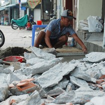 [Video] Người Sài Gòn lý giải việc tự nguyện trả lại vỉa hè
