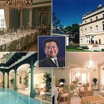 Ngắm siêu biệt thự ở London của đại gia số 1 Trung Quốc