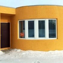 [Video] Nhà 38 m2 xây trong một ngày nhờ in 3D