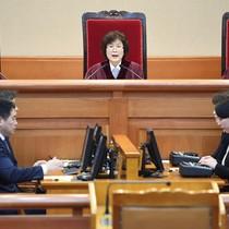 Chân dung người phụ nữ tuyên bố phế truất tổng thống Hàn Quốc