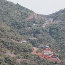 Nghi vấn bể chứa hàng nghìn m3 bùn thải quặng đắp bằng đất