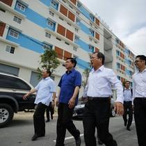 Hà Nội, Sài Gòn xây căn hộ 100 triệu: Tha hồ mua nhà giá rẻ?