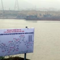 Thủ tướng yêu cầu Bộ Giao thông dừng cấp phép nạo vét luồng sông