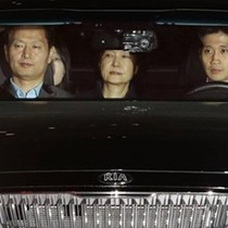 [Infographic] Phòng giam 10,6 m2 của cựu tổng thống Hàn Quốc