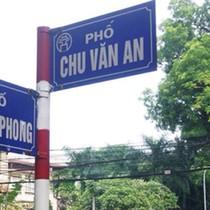 Hà Nội nghiên cứu đặt tên phố theo số