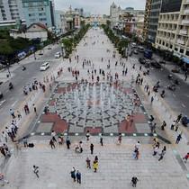 Giá đất đắt nhất tại Sài Gòn chưa đến 200 triệu đồng/m2