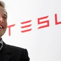 Tesla trở thành hãng xe lớn nhất nước Mỹ về vốn hóa