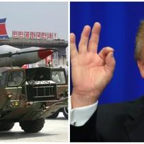 """Thế giới 24h: Trump nhắn Kim Jong-un """"hãy biết cư xử"""", Triều Tiên tuyên bố """"thử tên lửa mỗi tuần"""""""