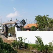 Bên trong khu biệt thự rộng 6.500 m2 xây trái phép của tổng giám đốc ở Sóc Trăng